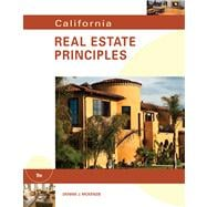 California Real Estate Principles,9780538739658