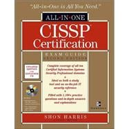 CISSP All-in-One Exam Guide, Second Edition,9780072229660