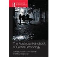 Routledge Handbook of Critical Criminology, 9780415779678  