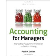Accounting for Managers,9781119979678