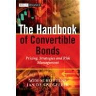 The Handbook of Convertible Bonds Pricing, Strategies and Ri..., 9780470689684  
