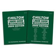 Chilton Labor Guide 2009