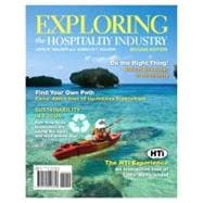Exploring the Hospitality Industry Plus 2012 MyHospitalityLab with Pearson eText -- Access Card Package