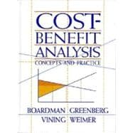 Cost Benefit Analysis : Concepts and Practices