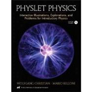 Physlet Physics : Interactive Illustrations, Explorations and Problems for Introductory Physics