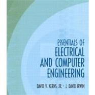 Essentials of Electrical and Computer Engineering,9780139239700