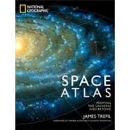 Space Atlas : Mapping the Universe and Beyond, 9781426209710