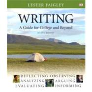 MyCompLab with Pearson eText -- Standalone Access Card -- for Writing A Guide for College and Beyond,9780205739714