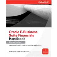 Oracle E-Business Suite Financials Handbook 3/E, 9780071779722