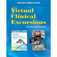 Virtual Clinical Excursions-Pediatrics for Wong's Nursing Care of Infants and Children, 9th Edition,9780323079723