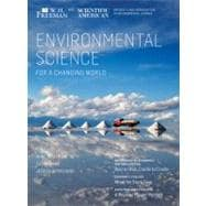 Scientific American Environmental Science for a Changing World,9781429219723