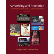 Advertising & Promotion w/ AdSim CD-ROM