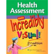 Health Assessment Made Incredibly Visual!,9781605479736
