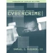 Understanding And Managing Cybercrime,9780205439737