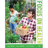 Focus on Health Loose Leaf Edition,9780073529738