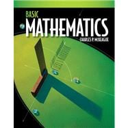 Basic Mathematics A Text/Workbook
