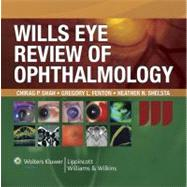 Wills Eye Review of Ophthalmology, 9780781789745  