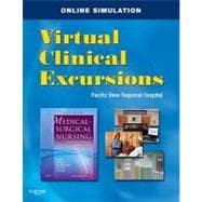 Virtual Clinical Excursions 3. 0 for Medical-Surgical Nursing,9780323079754