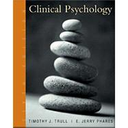 Clinical Psychology Concepts, Methods, and Profession (with CD-ROM and InfoTrac)