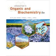 Introduction to Organic and Biochemistry,9781133109761
