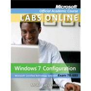 MOAC Lab Online Stand-Alone to Accompany 70-680,9780470879771