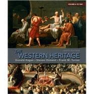 The Western Heritage Volume A (to 1563)