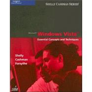 Microsoft Windows Vista : Essential Concepts and Techniques