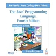 The Java Programming Language