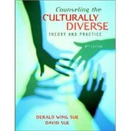 Counseling the Culturally Diverse: Theory and Practice, 4th Edition