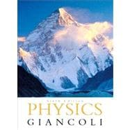 Physics Principles with Applications with MasteringPhysics,9780321569837