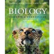 Biology: Concepts and Connections with mybiology&#8482;