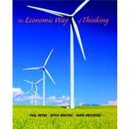 The Economic Way of Thinking,9780136039853