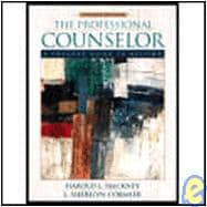 PACKAGE: PROFESSIONAL COUNSELOR