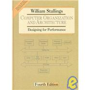Computer Organization and Architecture : Designing for Performance,9780133599855