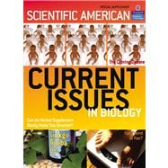 Current Issues in Biology, Vol. 1 Value Pack (includes Current Issues in Biology, Vol 3 & Current Issues in Biology, Vol 5)