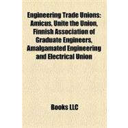 Engineering Trade Unions : Amicus, Unite the Union, Finnish Association of Graduate Engineers, Amalgamated Engineering and Electrical Union