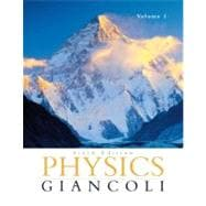 Physics Principles with Applications Volume 1 (Chapters 1-15) with MasteringPhysics