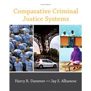 Comparative Criminal Justice Systems,9780495809890