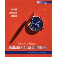 Loose-leaf Version Introduction to Managerial Accounting