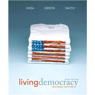 Living Democracy, National Edition Plus MyPoliSciLab -- Access Card Package with eText -- Access Card Package