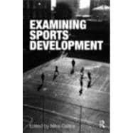 Examining Sports Development, 9780415339902