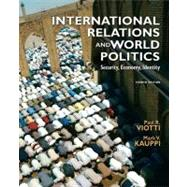 International Relations and World Politics, Value Edition