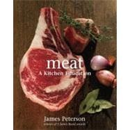 Meat : A Kitchen Education,9781580089920