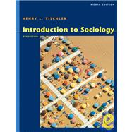 Intro to Sociology Med (Book ) with CDROM