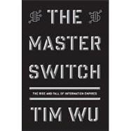 The Master Switch, 9780307269935  
