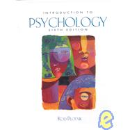 Introduction to Psychology With Infotrac,9780534579968