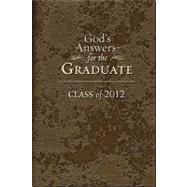 God's Answers for Graduates: Class of 2012, New King James V..., 9781404189980