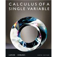 Calculus of a Single Variable 9th Edition, 9780547209982  