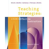 Teaching Strategies : A Guide to Effective Instruction