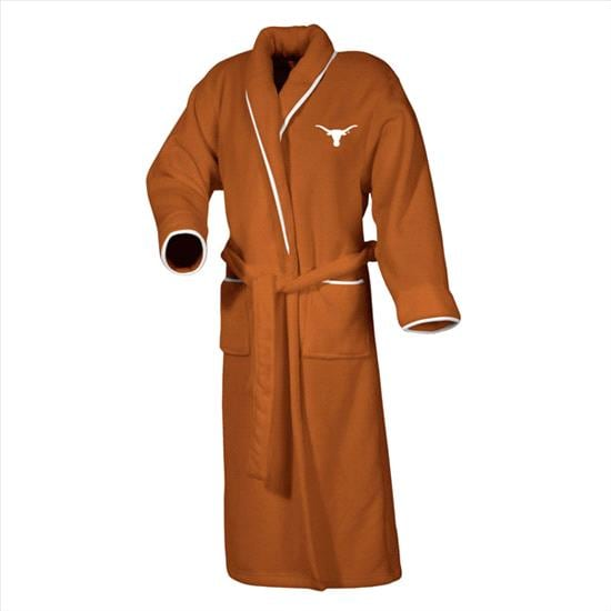 Texas Longhorns Women's Burnt Orange Team Plush Fleece Robe